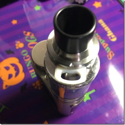IMG 27123 thumb - 【レビュー】「Eleaf iStick Pico25(アイスティックピコ)スターターセット」レビュー。あの有名スターターが25mmに対応して登場!