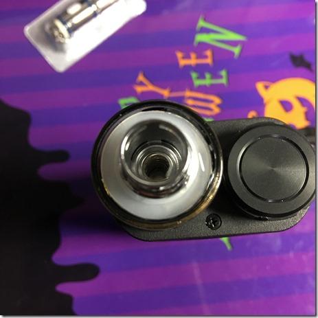 IMG 27401 thumb - 【レビュー】「VAPTIO WALLCRAWLER KIT(ヴァプティオウォールクラウラーキット)」レビュー。カラー液晶で観やすく、操作も簡単スターター!【電子タバコ/スターター】