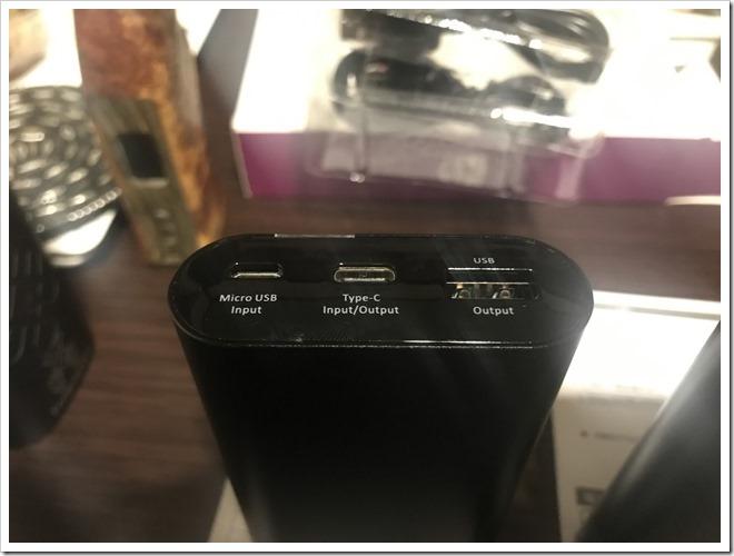 IMG 6677 thumb - 【格安?】PHILIPS 10000mAh モバイルバッテリー Type-Cレビュー!大容量の頼れるアイツはType-Cまで対応した最新製品!あぁ~持ってるだけで心が落ち着くんじゃ~~!