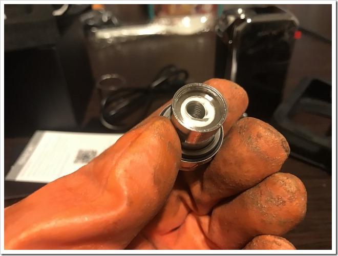 IMG 6846 thumb - 【レビュー】SMOK G-PRIV2 230W TC Kitレビュー!230WのハイパワーMODに爆煙クリアロマイザーをセットにした爆煙入門機!タッチパネル搭載で楽々操作のMODにも注目だ!