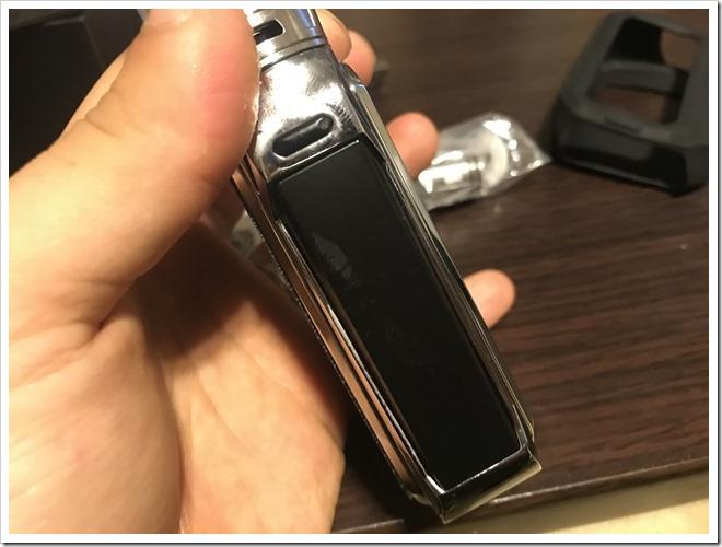 IMG 6852 thumb - 【レビュー】SMOK G-PRIV2 230W TC Kitレビュー!230WのハイパワーMODに爆煙クリアロマイザーをセットにした爆煙入門機!タッチパネル搭載で楽々操作のMODにも注目だ!