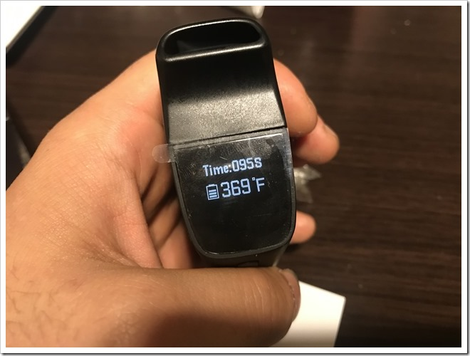 IMG 7112 thumb - 【レビュー】ヴェポライザー・WEECKE FENIX MINIを紹介します。そもそもヴェポライザーって何?