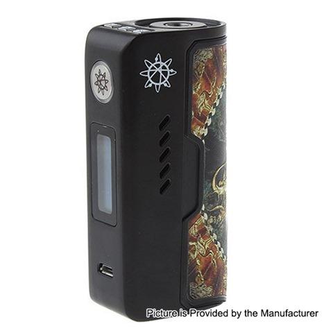authentic dovpo rogue 100w tc vw variable wattage box mod black dragon zinc alloy 5100w 1 x 18650 26650 thumb - 「Timesvape Mask RDA」「Timesvape APEX RDA」「Dovpo Armour 130W Squonk Box Mod + BF RDAキット」