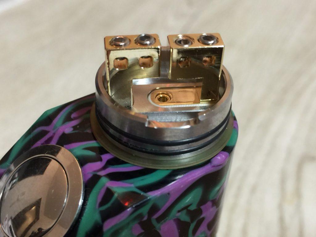 b7e9098a c6d0 45a4 86dc 2134fbcc3c75 1024x768 - 【レビュー】ALEADERのスコンカー「funky squonk resin kit」が予想以上に旨くておったまげー