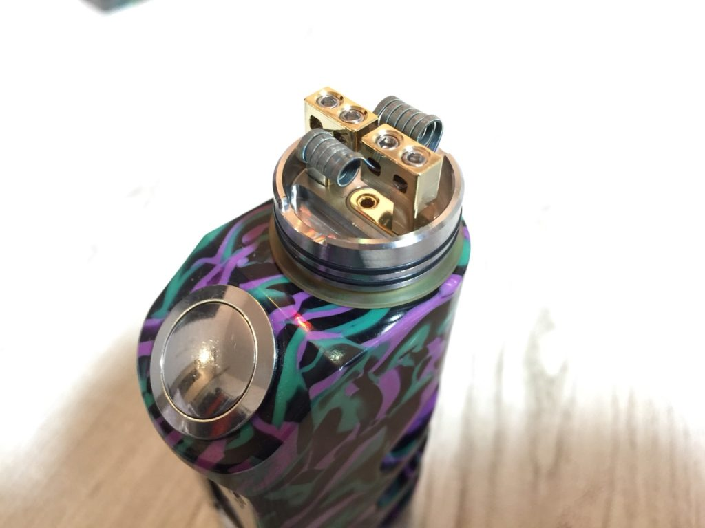 f8884f48 76b5 46a2 8221 7700d6442c61 1024x768 - 【レビュー】ALEADERのスコンカー「funky squonk resin kit」が予想以上に旨くておったまげー