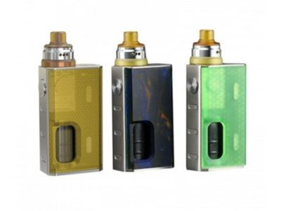 wismec luxotic bf box squonker kit 1 thumb 400x300 - 「WISMEC LUXOTIC BF Kit with Tobhino RDA 100W」「SBody Macro DNA75 75W」「Vandy Vape KYLIN Mini RTA」