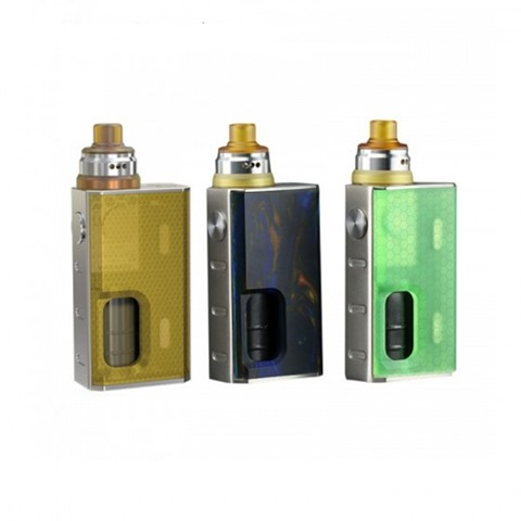 wismec luxotic bf box squonker kit 1 thumb - 「WISMEC LUXOTIC BF Kit with Tobhino RDA 100W」「SBody Macro DNA75 75W」「Vandy Vape KYLIN Mini RTA」