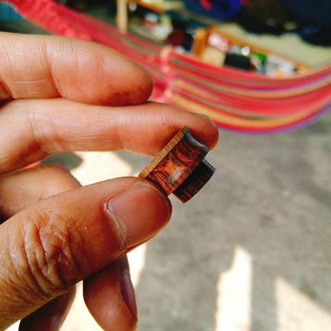32798 thumb - 【新製品】「でにドリチCOREスネイクウッド」 でにドリチウッドバージョン最終型!ウッドの中では世界最高級の木で作られたワンオフドリチな件。【フレイバチェイス/でにドリチ】