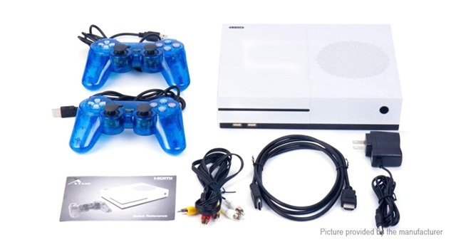 9627318 1 thumb - 【レビュー】Xgame Retro HD TV Video Game Consoleレビュー。ファミコン、スーファミ、ゲームボーイアドバンス、アーケード、メガドラが遊べちゃうアレ。