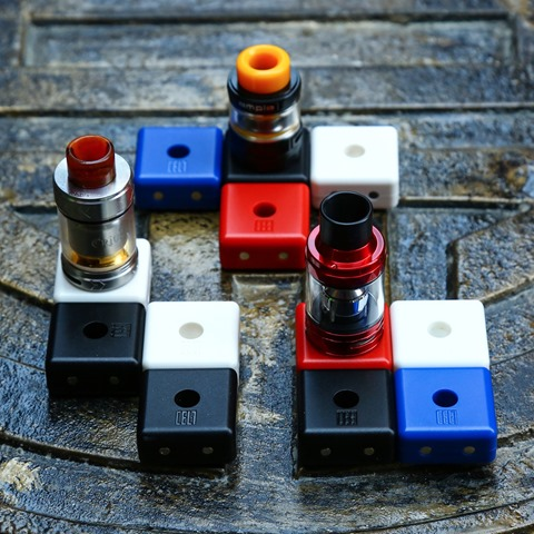 Atomizer Stand KIZOKU Cell 3 thumb - 【GIVEAWAY】ありがとう3周年!「KIZOKU CELL ATTY STAND」(貴族のセルアッティスタンド)4種をフルセットでドドーンと大盤振る舞いプレゼント!【VAPEJP】