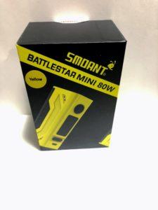 IMG 0283 225x300 - 【レビュー】SMOANT BATTLESTAR MINI 80W【MOD】