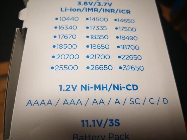 IMG 20180205 231152 thumb - 【レビュー】「XTAR DRAGON VP4 Plus」(エクスタードラゴンブイピーフォープラス)最大4本2A充電可能なXTARマルチ最強充電器【XTAR/バッテリー充電器】