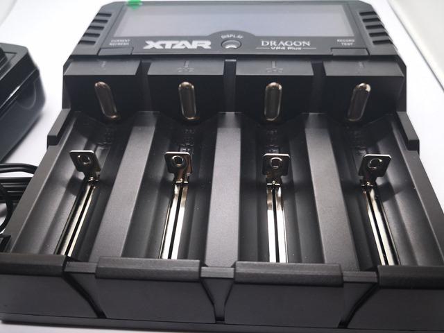 IMG 20180205 231340 thumb - 【レビュー】「XTAR DRAGON VP4 Plus」(エクスタードラゴンブイピーフォープラス)最大4本2A充電可能なXTARマルチ最強充電器【XTAR/バッテリー充電器】