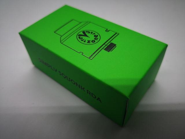 IMG 20180210 195745 thumb - 【レビュー】オシャレシンプルなボトムフィーダー!「VZONE SIMPLY SQUONKER KIT」(ブイゾーンシンプリースコンカーキット)レビュー。18650/20700/21700バッテリー対応【BF/Squonker】