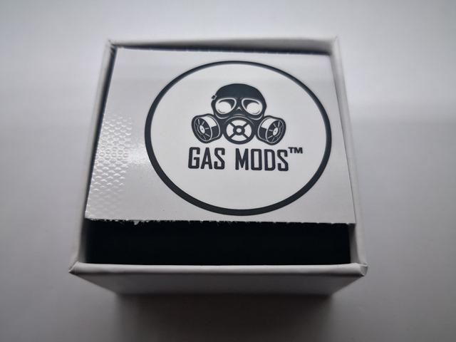 IMG 20180213 125125 thumb - 【レビュー】GAS MODS G.R.1 RDA(ガスモッズ・ジーアールワンアールディーエー)。タイトなデッキが特別なミストを演出するシングルドリッパー!【ボトムフィード対応】