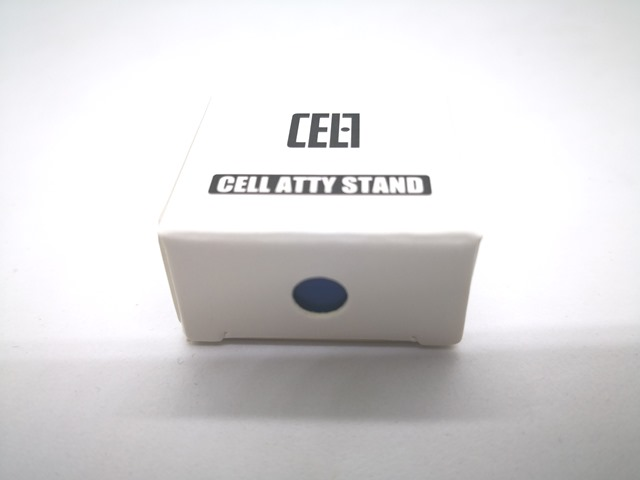 IMG 20180215 101447 thumb - 【レビュー】「貴族のCELL ATTY STAND」マグネット固定でアトマイザーをきれいに並べる!電タバ貴族のまっさーさんプロダクツ KIZOKU CELL ATTY STAND!!【Deepin Maker/NEXMOKE】