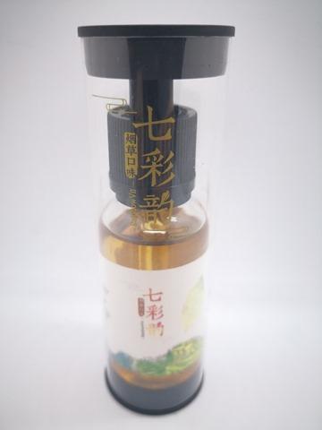 IMG 20180225 134229 thumb - 【レビュー】「七彩韵烟油」(チーサイユンヤユー)リキッドレビュー。甘い系のタバコフレーバー!本物のタバコ葉からタバコエッセンスを抽出した本格派煙草リキ。