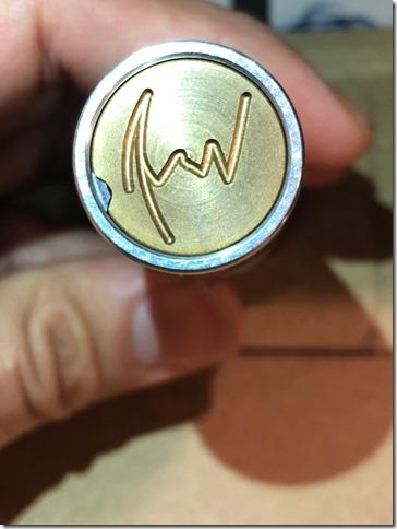 IMG 9710 thumb - 【レビュー】RNV MIURA MOD(アールエヌブイミウラモッド) レビュー~インドネシアからコンニチハ(*´Д`*)~【メカニカルMOD】