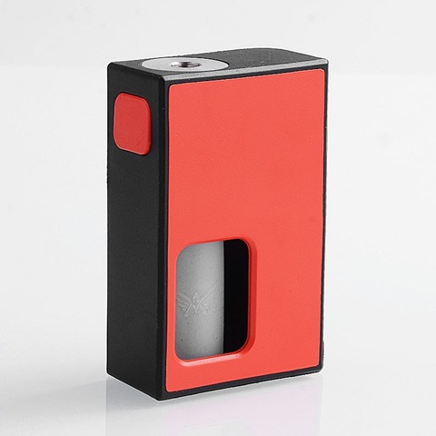 authentic coil father squonk mini mechanical box mod black red nylon 8ml 1 x 18650 thumb - 「Coil Father Squonk Mini Mechanical Box Mod」「DEJAVU RDA」「Sigelei Vcigo K3 150W TC VW Variable Wattage Box Mod + Tank Kit」