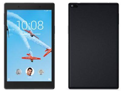 lenovo tab 4 8 black front rear 1 thumb 400x300 - 【レビュー】「Lenovo Tab4 8 Plus」(レノボタブフォーエイトプラス)Androidタブレットレビュー。スナドラ搭載ファミリーで使えるプレミアム8インチタブ!【Hulu/Netflix視聴快適】
