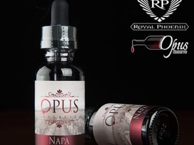 opusnapa thumb 400x300 - 【レビュー】OPUS RESERVE NAPA リキッドレビュー。新鮮ぶどう酒!ワイン大好きあなたにお届け、チーズとも合いそうな夜のお共に!