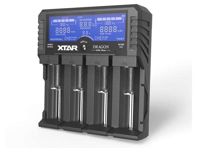 theshorelinemarket 2506 1000538133 thumb - 【レビュー】「XTAR DRAGON VP4 Plus」(エクスタードラゴンブイピーフォープラス)最大4本2A充電可能なXTARマルチ最強充電器【XTAR/バッテリー充電器】