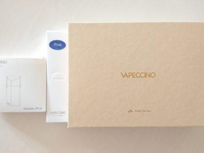 DSC 2219 400x300 - 【レビュー】VAPECCINO Mate1、エィミイ春休みのスタメン入り!細コンパクトなVAPEのスターターキット。