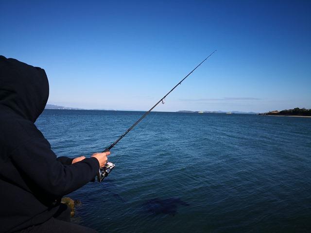 IMG 20180310 143823 thumb - 【VAPERの休日】たまに行くならこんなVAPEと海シーシャと釣りとグルメ。SHIMANOのボーダレスを買ってジギング釣行へ。イカの姿焼きがまじイカ娘!