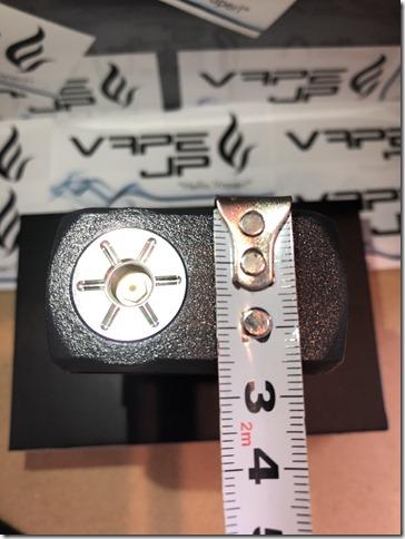 IMG 9835 thumb - 【レビュー】VZONE SIMPLY SQUONK KIT(ブイゾーン・シンプリー・スコンクキット)~いらないものは削ぎ落とす…斬り捨て御免系MOD(乂'ω'*)・3種類バッテリー対応のプラスチックスコンカー~ 【スコンカーキット】