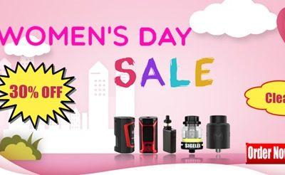 WMDS BAN thumb 400x246 - 【セール】Efun.topで2018年WOMEN'S DAY SALE(女性の日セール)開催中、最大30%オフで無料ギフトつき