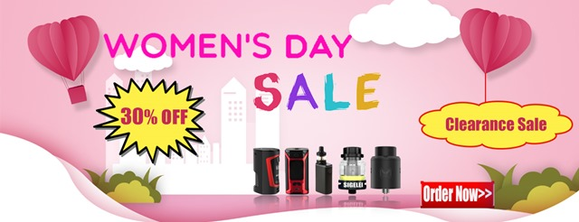 WMDS BAN thumb - 【セール】Efun.topで2018年WOMEN'S DAY SALE(女性の日セール)開催中、最大30%オフで無料ギフトつき