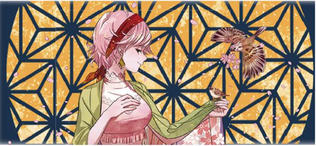 hanami thumb - 【新製品】MK LabのKOI-KOI(こいこい)五光シリーズ最終作「花見-Bloom Night-(ハナミブルームナイト)」がついに登場! 【雨流れ、霧流れ、月見、三光、花見】