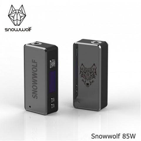 snowwolf 85w mod thumb - 【海外】「Snowwolf 85W Mod」「IJOY Avenger 270 TC Kit 234W with Avenger Tank」
