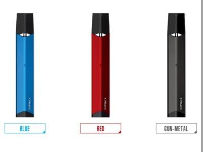 1516670852551 thumb 400x300 - 【レビュー】SMOK INFINIX (スモック インフィニックス)レビュー~ペンタイプかぁ…こういうのって、結構あるよね(ΦдΦ)スモックだから多分爆煙だよね?…編~【ペンタイプ】