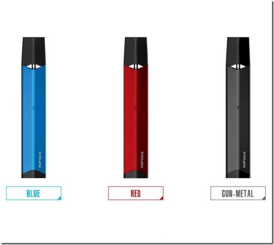 1516670852551 thumb - 【レビュー】SMOK INFINIX (スモック インフィニックス)レビュー~ペンタイプかぁ…こういうのって、結構あるよね(ΦдΦ)スモックだから多分爆煙だよね?…編~【ペンタイプ】