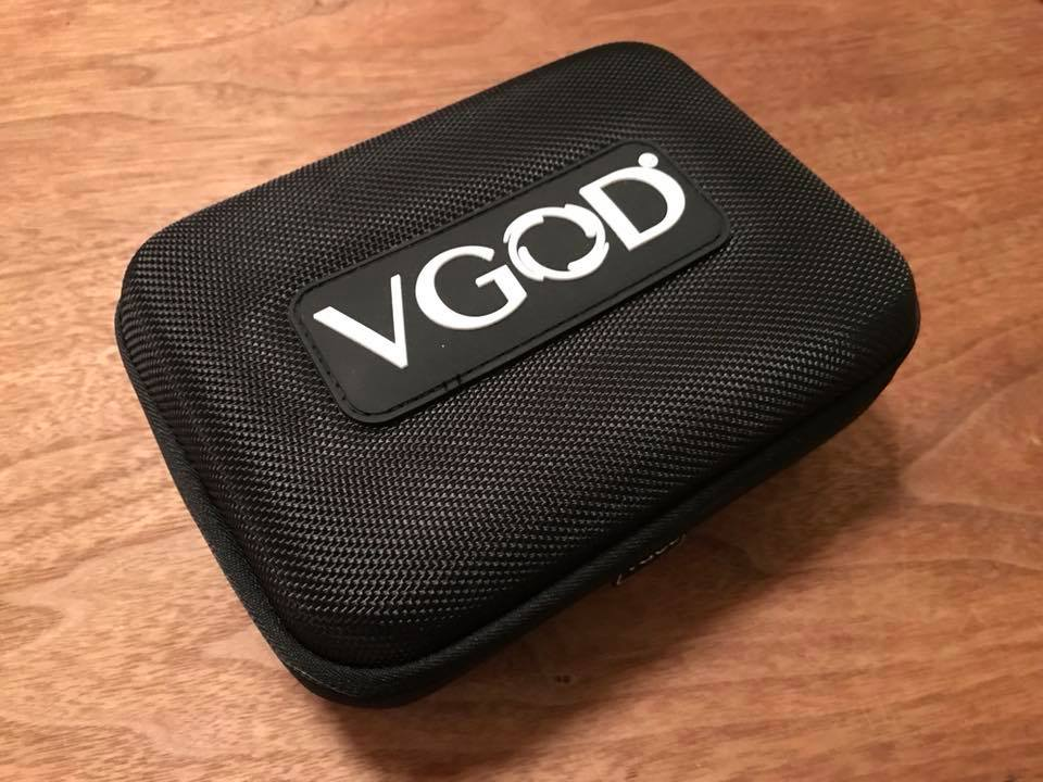 31206305 10208850712823567 4603272491027136512 n - 【レビュー】既に定番だけどいい物はいい「VGOD Pro Mech 2 Kit」メカMOD&アトマキット