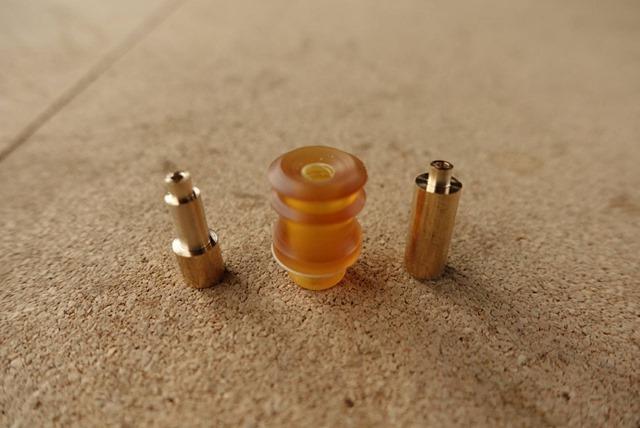 36641 thumb - 【新製品】でにドリチ牙完成!最強の510フレーバーチェイスドリップチップがついに登場。510真鍮製ドリチの完成形