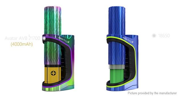 9646508 3 thumb - 【海外】「Eleaf iStick Pico S 100W」「Smoktech SMOK I-Priv 230W」「Innokin Zenith MTLアトマ」「DOVPO VEE Variable Voltage Box Mod」