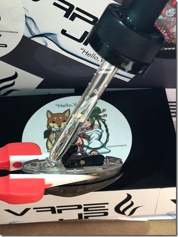 IMG 0004 thumb - 【レビュー】SMOK ROLO BADGE(スモック ロロ バッジ) スターターキット~あれ!?この間のやつの型違い(ΦдΦ)??編~【スターターキット】