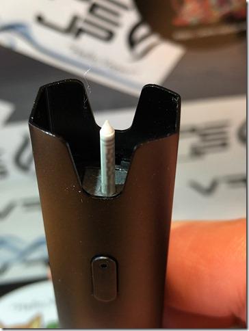 IMG 0113 thumb - 【レビュー】MOX-Edge Heating Device(モックス-エッジ ヒーティング デバイス)~最近流行りのアイコス互換機…まぁアイコス吸ったことないんだけどね(ΦдΦ)編~