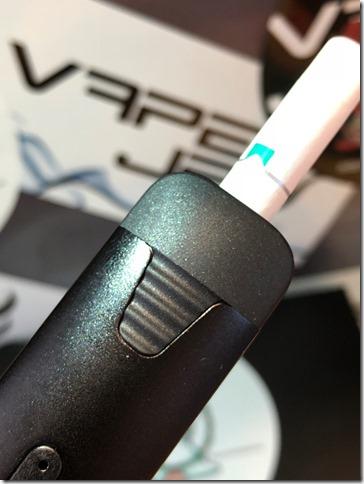 IMG 0119 thumb - 【レビュー】MOX-Edge Heating Device(モックス-エッジ ヒーティング デバイス)~最近流行りのアイコス互換機…まぁアイコス吸ったことないんだけどね(ΦдΦ)編~