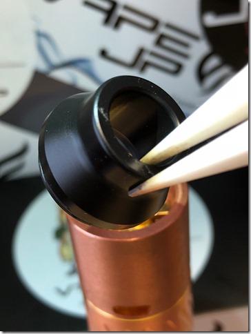 IMG 0136 thumb 1 - 【レビュー】GEEK VAPE KARMA2 KIT(ギークベイプ カルマ2 キット)~ギークベイプから大人気キットの2作目!対応電池が増えてバージョンアップ…まぁ映画でも2作目って…ね(ΦдΦ)編~【スターターキット・メカニカル】