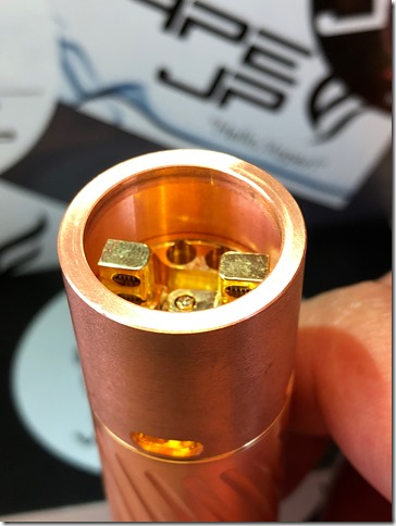 IMG 0138 thumb 1 - 【レビュー】GEEK VAPE KARMA2 KIT(ギークベイプ カルマ2 キット)~ギークベイプから大人気キットの2作目!対応電池が増えてバージョンアップ…まぁ映画でも2作目って…ね(ΦдΦ)編~【スターターキット・メカニカル】