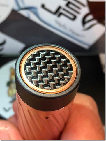 IMG 0144 thumb 1 - 【レビュー】GEEK VAPE KARMA2 KIT(ギークベイプ カルマ2 キット)~ギークベイプから大人気キットの2作目!対応電池が増えてバージョンアップ…まぁ映画でも2作目って…ね(ΦдΦ)編~【スターターキット・メカニカル】