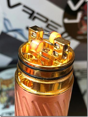 IMG 0147 thumb 1 - 【レビュー】GEEK VAPE KARMA2 KIT(ギークベイプ カルマ2 キット)~ギークベイプから大人気キットの2作目!対応電池が増えてバージョンアップ…まぁ映画でも2作目って…ね(ΦдΦ)編~【スターターキット・メカニカル】