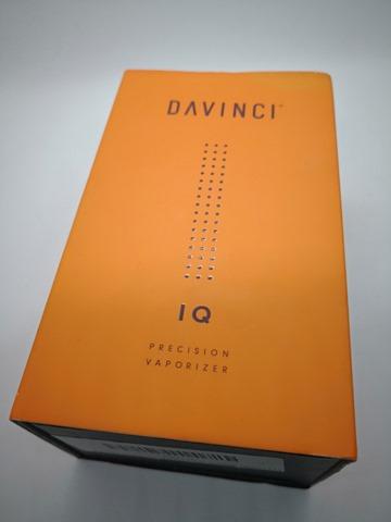 IMG 20180427 092141 thumb 1 - 【レビュー】「DAVINCI IQ PRECISION VAPORIZER」(ダヴィンチアイキュー・プレジション・ヴェポライザー)レビュー。18650が使えるハイエンド高級ヴェポはIQOSやプルームテックを過去のものにした!?最強のヴェポライザーレビュー。【MOD/ヴェプログ/電子タバコ】