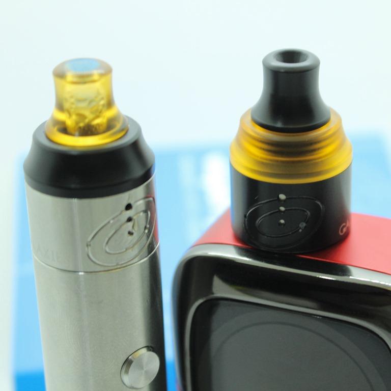 IMG 7871 thumb 4 - 【レビュー】Vapefly GALAXIES MTL RDA(ベイプフライ ギャラクシーズ MTL 22mm)シンプルだけど丁寧な作りの安定アトマ!MTLでフレーバーチェイスに