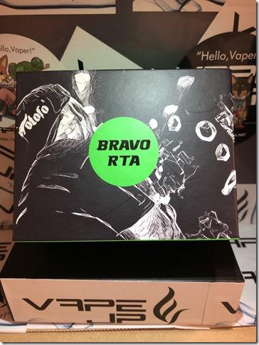 IMG 9950 thumb - 【レビュー】WOTOFO BRAVO RTA(ウォトフォ ブラボー)~安定のWOTOFOから、デュアルコイルアトマイザー…爆煙機かぁ…(ΦдΦ)編~【RTA】