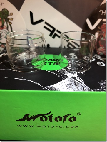 IMG 9952 thumb - 【レビュー】WOTOFO BRAVO RTA(ウォトフォ ブラボー)~安定のWOTOFOから、デュアルコイルアトマイザー…爆煙機かぁ…(ΦдΦ)編~【RTA】