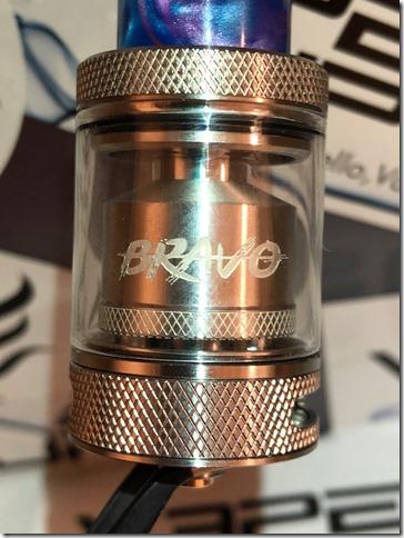 IMG 9959 thumb - 【レビュー】WOTOFO BRAVO RTA(ウォトフォ ブラボー)~安定のWOTOFOから、デュアルコイルアトマイザー…爆煙機かぁ…(ΦдΦ)編~【RTA】
